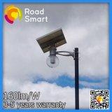 3years保証の動きセンサー屋外の太陽LEDの通りの道ライト