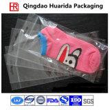 工場価格の自動防漏式のプラスチックOPP衣服の包装袋