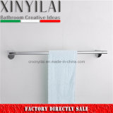 Полка полотенца специального металла плиты крома ванной комнаты Design-3092 одиночная