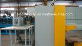 Doppelte halbautomatische Kasten-Hefter-Servomaschine für gewölbten Kasten
