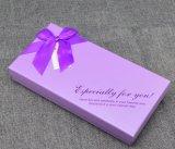 Réseaux fins en gros du rectangle 18 de boîte à chocolat, boîte de empaquetage à chocolat, boîte-cadeau de sucrerie