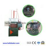 Vm-2 verticale het In balen verpakken Machine, de Plastic Pers van het Huisdier