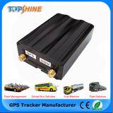 Perseguidor anti del GPS del coche del hurto de RFID con petróleo de corte remotamente