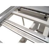 O painel da máquina do Woodworking viu que tabela de deslizamento considerou para a estaca do MDF e a estaca da madeira