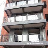 Your Balcony/Stair를 위한 옥외 Aluminum Glass Railing/Balustrade