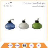Bunte Glasöl-/Kerosin-Tisch-Lampe
