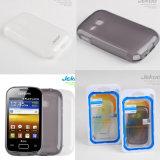 Silikon Handy-Tasche für Samsung S6310 TPU Material