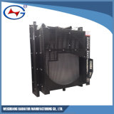 K12g351d: el agua del radiador de aluminio para motor diésel