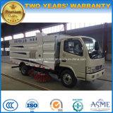 Dongfeng 5 Kehrmaschine-LKW der Kubikmeter-Straßen-Kehrmaschine-5500L