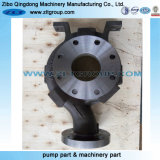 Customized Pump Spare Shares by Sand Casting