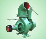 Bomba de agua centrífuga de la capacidad de la prensa grande de la mano talla grande de 6 pulgadas