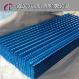 Telha de telhado revestida cor/Prepainted telhando folha ondulada da telhadura de Sheet/PPGI