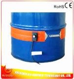 plástico de 125*1740*1.5mm & calefator da borracha de silicone do calefator do cilindro de metal