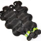 Бразильское выдвижение волос объемной волны девственницы человеческих волос Weave волос