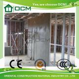 Scheda ecologica del cemento della fibra della facciata del divisorio dell'ufficio