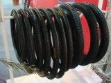 Bon de vendre des pneus de moto et le tube du tube de butyle