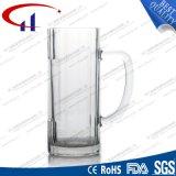 350ml de Mok van het Bier van het Glas van de goede Kwaliteit (CHM8050)