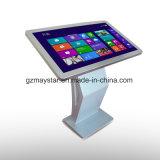 PC mit Berührungseingabe Bildschirm 32 Zoll-freies stehendes Kabel LCD-WiFi