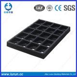 Крышка шанца люка -лаза PVC 400*600 FRP составная