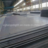 Llanura recubierta de chapa de acero laminado en caliente de carbono (St37-2)