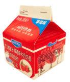 200ml Carton Gable Top pour le lait/ Jus/crème/vin/yaourt/BOITE À EAU