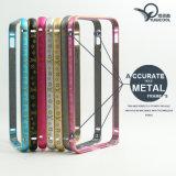 Modèle personnalisé personnelle bouclier Téléphone métal Étui pour iPhone 6