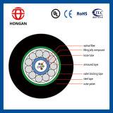 Câble fibre optique de faisceau de faible diamètre de Gyxs 6