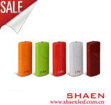 Accenditore variopinto del USB per la sigaretta 8.4*4*8.5