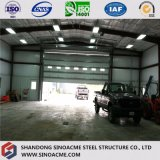 Sinoacmeは中国からの軽い金属フレームの飛行機の格納庫を組立て式に作った
