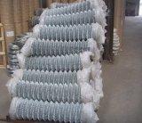 工場ロールの販売によって電流を通されるチェーン・リンクの網