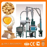 50ton por la máquina de la molinería del trigo del día