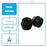 カスタマイズされたプラスチック製品のコンポーネントの自動車部品機械はプラスチックギヤ車輪の注入型を分ける