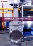 Valvola a saracinesca manovrata mediante ingranaggi smussata della lama dell'ANSI 16.5