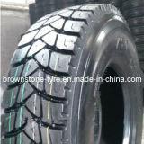 Neumáticos radiales resistentes del carro, neumático de TBR para Europa (315/80R22.5 315/70R22.5 295/80R22.5)