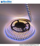 LEIDENE RGBW Strook die het 4 Flexibele LEIDENE van Kanalen Licht van de Strook aansteken