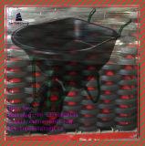 Rotella di gomma solida 350-8, 400-8 di alta qualità,