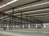 Светлый пакгауз стальной структуры для хранения