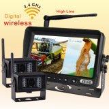 Systeem van de Camera van de Auto van de Apparatuur van het landbouwbedrijf het Draadloze met Anti-Magnetic Camera