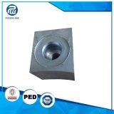Peças fazendo à máquina do CNC da precisão de aço do serviço das fabricações