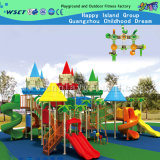 Professional Castle Kids Outdoor Playground with CE (HD-2001)