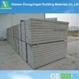 Tarjeta de emparedado aislada estructural de la PU para la pared/el material para techos