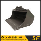 Cubeta dos acessórios S60 da máquina escavadora, cubeta de Sweden
