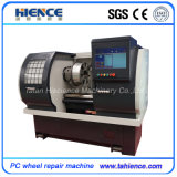 세륨 Awr2840PC로 CNC 선반 기계를 도는 합금 바퀴