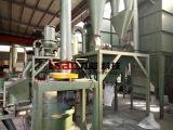 Poudre de teflon de qualité écrasant la machine