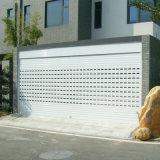 Алюминиевая дверь /Automatic ролика свертывая дверь/дверь штарки завальцовки/электрическую дверь штарки ролика/дверь гаража ролика дистанционного управления