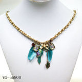 Fashion necklace (WX-56900)