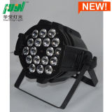 18X10W LEDの標準ライト