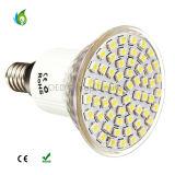 E14 E27 MR16 B22 GU10 4W LED Punkt beleuchtet 60PCS LED Punkt-Birnen-Licht der Chip-SMD2835 110V 220V LED