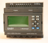 PLC do Ethernet, Ideal Solution para Remote Control (ELC-12DC-DA-R-N-HMI)
