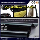 Пленка окна автомобиля 1ply 5% черная, солнечная пленка окна, пленка подкраской окна